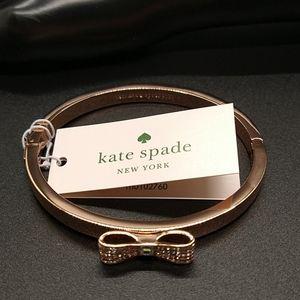 kate spade Ready Set Bow bracelet